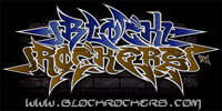 Block Rockers - sample design using Graffiti Fonts