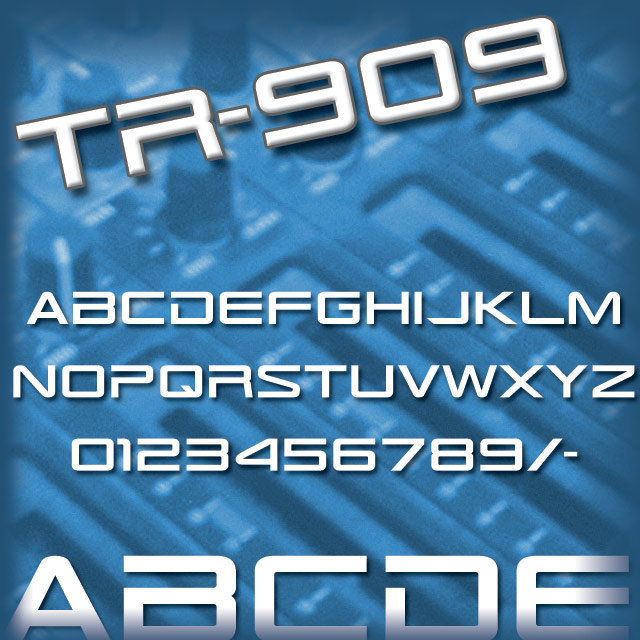 TR909 Poster Image